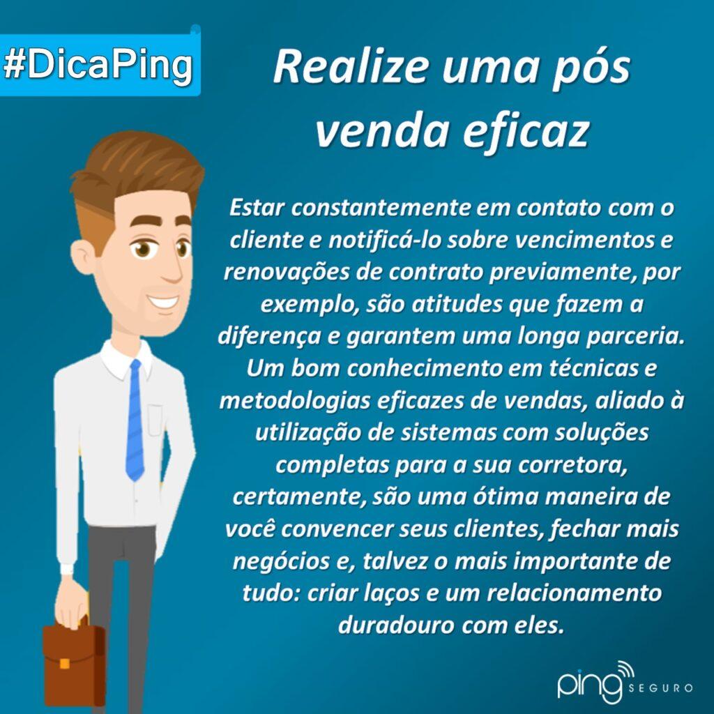 #DicaPing – Pós Venda