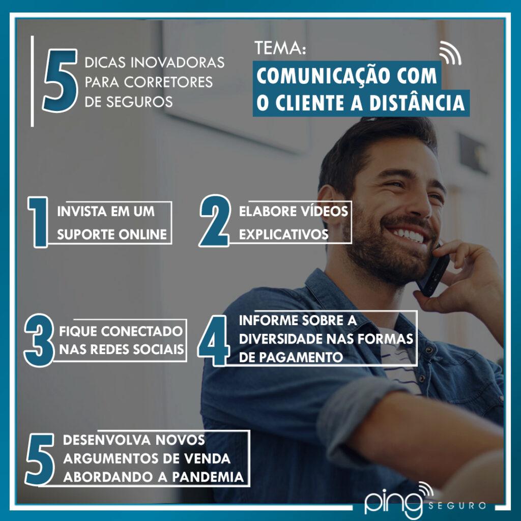 5 Dicas – Comunicação!
