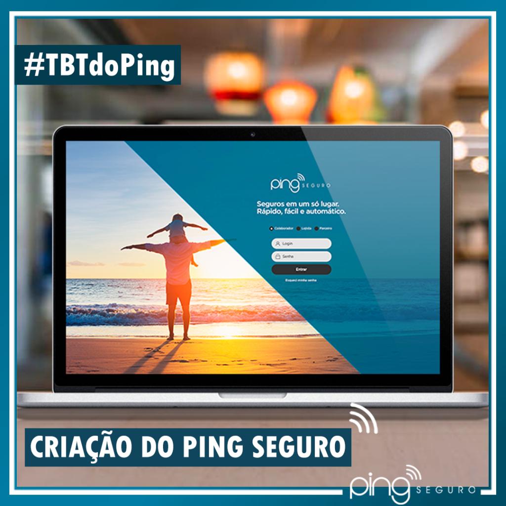 TBT – Criação do Ping