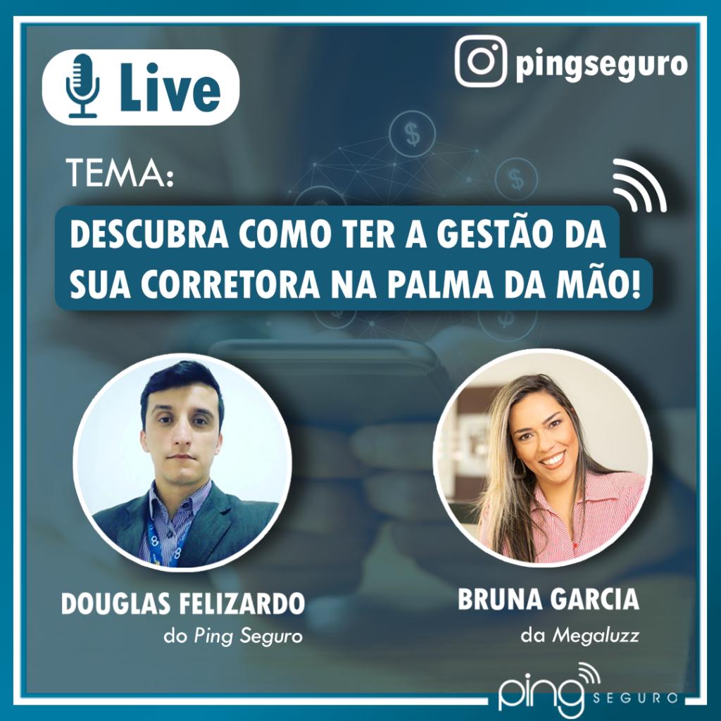 Live – com Bruna Megaluzz