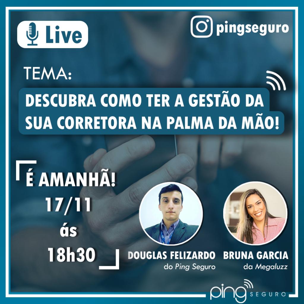 Live! – com a Bruna Megaluzz