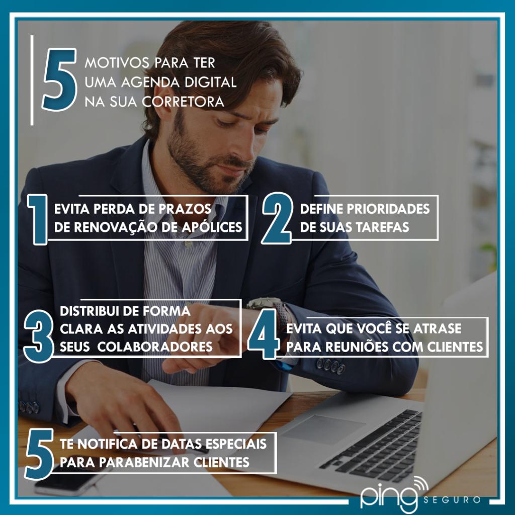 5 Dicas – Agenda Digital