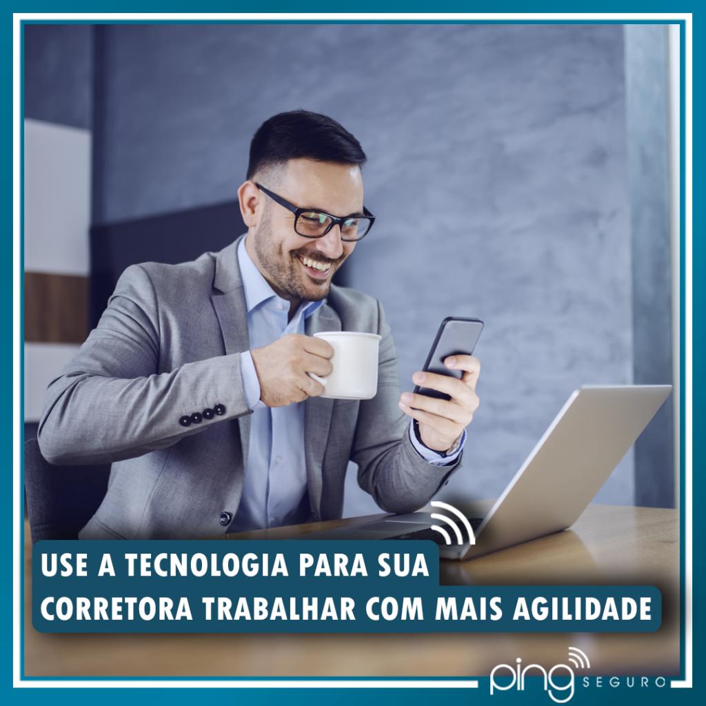 Use a Tecnologia!