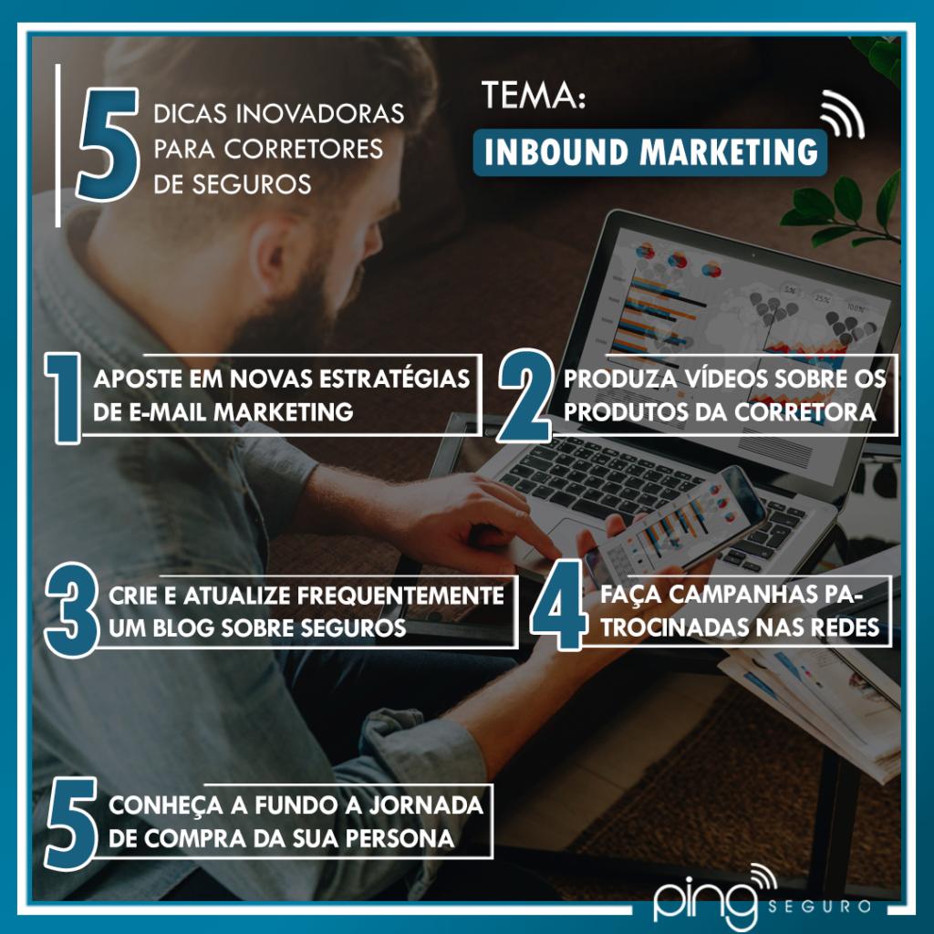 5 Dicas – Inbound Marketing